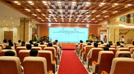 Khai truong phien giao dich dau tien co phieu Tong Cong ty Tu van Xay dung Viet Nam - CTCP - Anh 7