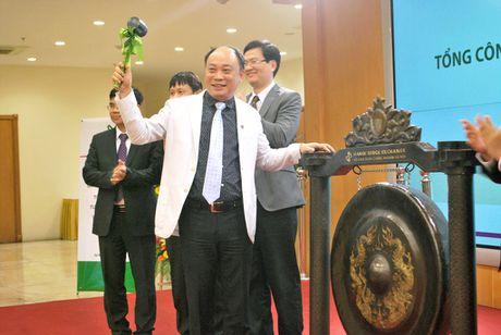 Khai truong phien giao dich dau tien co phieu Tong Cong ty Tu van Xay dung Viet Nam - CTCP - Anh 9