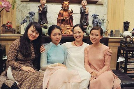 Nhan sac Nghe si Nhan dan Le Khanh qua thoi gian - Anh 7