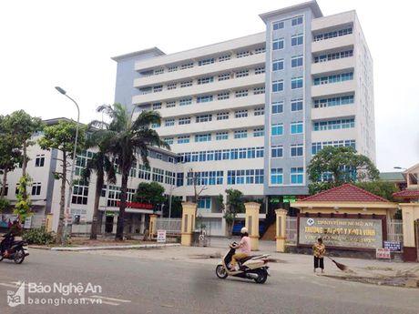 Phong kham Da khoa Truong Dai hoc Y khoa Vinh: Doi moi phong cach phuc vu benh nhan - Anh 11