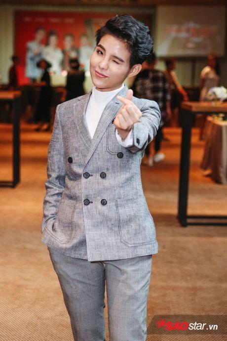Vay ao 'sang chanh', Huong Tram khoe sac giua dan 'soai ca' The Voice Kids - Anh 7