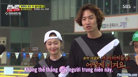 Qua kinh hai truoc cac thu thach, thanh vien moi Jang So Min tuyen bo muon roi khoi Running Man - Anh 1