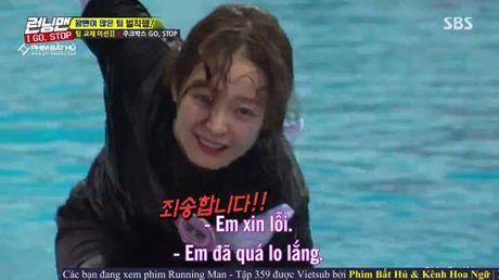 Qua kinh hai truoc cac thu thach, thanh vien moi Jang So Min tuyen bo muon roi khoi Running Man - Anh 5