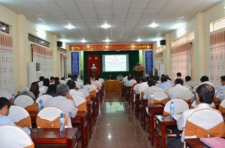 LDLD tinh Soc Trang: Nhieu hoat dong cham lo cho NLD - Anh 1