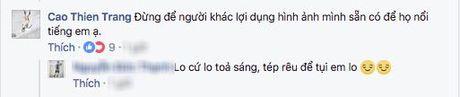 Cao Thien Trang len tieng 'to nguoc' Lai Thanh Huong dua hoi de noi tieng - Anh 2