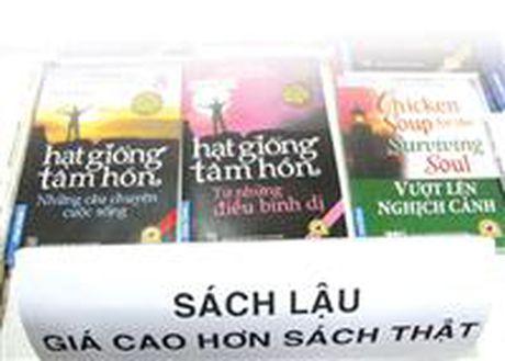 Hoi Xuat ban Viet Nam dau tranh voi vi pham ban quyen - Anh 1