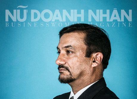 TGD Suntory PepsiCo VN, Uday Shankar Sinha: Ban nang cua phu nu la cong hien cho cai dep - Anh 1