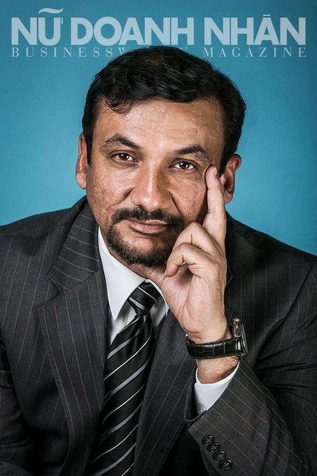 TGD Suntory PepsiCo VN, Uday Shankar Sinha: Ban nang cua phu nu la cong hien cho cai dep - Anh 2