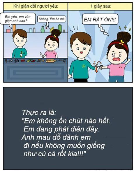 Loat tranh chung minh con gai luon 'sang nang chieu mua' - Anh 10
