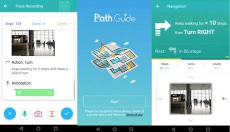 Microsoft trinh lang ung dung chi duong khong can su dung ket noi GPS - Anh 1