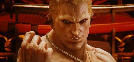 Trum Fatal Fury - Geese Howard xuat hien trong Tekken 7 - Anh 1