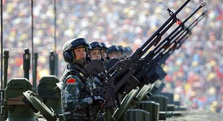 Tap tran ban dan that gan An Do, Trung Quoc pho dien suc manh - Anh 1