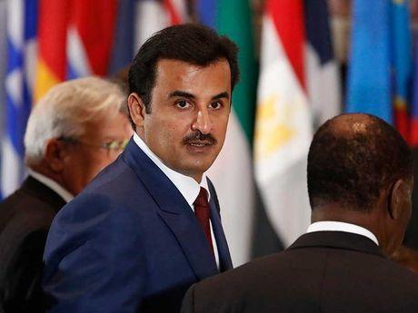 UAE 'gai bay' Qatar tao khung hoang? - Anh 1