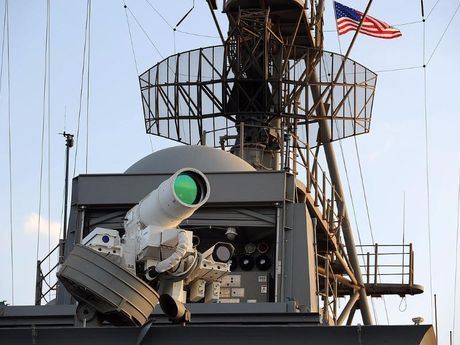 My co sieu vu khi laser nhanh hon ICBM 50.000 lan - Anh 1