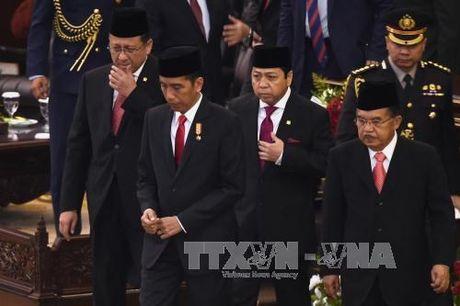 Chu tich Ha vien Indonesia bi cao buoc tham nhung - Anh 1