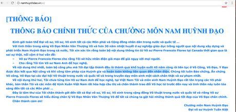 Giai thich ve cong phu 'truyen dien' cua Nam Huynh Dien - Anh 1