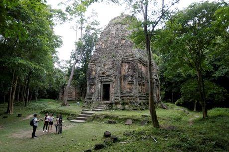 Du khach do xo toi di san van hoa moi o Campuchia - Anh 2