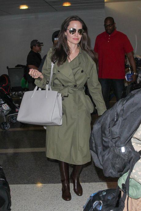 Thuong hieu thoi trang yeu thich cua Angelina Jolie - Anh 2