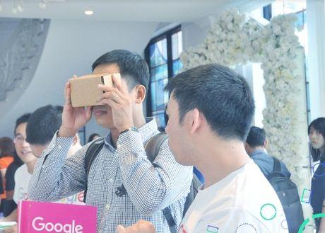 Gioi lap trinh VN tu hoi tai Google I/O Extended Hanoi 2017 - Anh 2