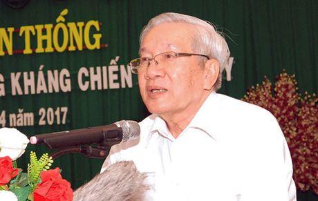 Nguyen Bi thu Binh Thuan gui thu cho Thu tuong - Anh 1