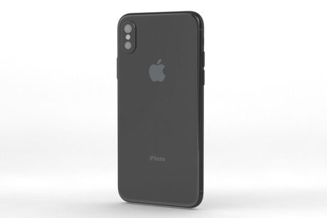 Xuat hien hinh anh moi ve iPhone 8 voi nut nguon lon bat thuong - Anh 1