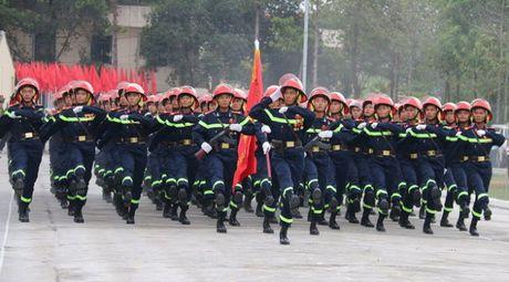 Diem xet tuyen Dai hoc Phong chay chua chay he dan su - Anh 1