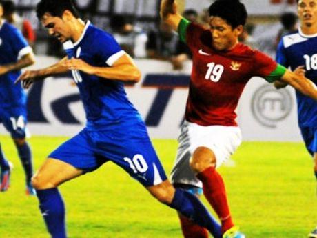 U22 Philippines muon vuot qua Viet Nam tai SEA Games 29 - Anh 2