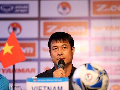 'U22 Viet Nam phai choi het suc, bat ke doi thu ran hay mem' - Anh 1