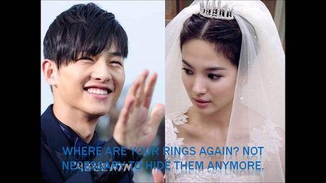 Gia dinh Song Joong ki da gap nha Song Hye Kyo de ban hon su? - Anh 4