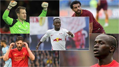 Du doan doi hinh Liverpool o tran khai mac Premier League 2017/2018 - Anh 1