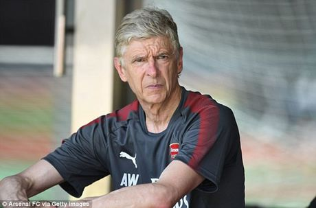 Chum anh: Dan sao Arsenal kho so vi nang nong trong tour du dau chau A - Anh 10