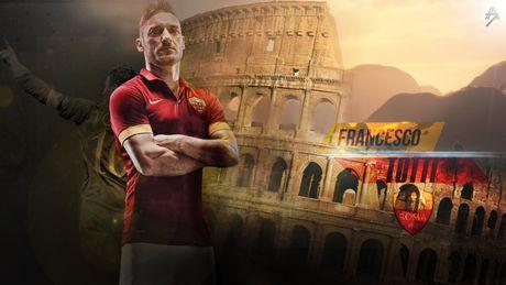 Francesco Totti giai nghe, duoc bo nhiem lam giam doc AS Roma - Anh 8