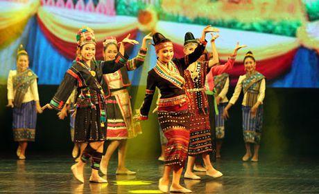 Khai mac Nhung ngay van hoa du lich Lao tai Viet Nam - Anh 2