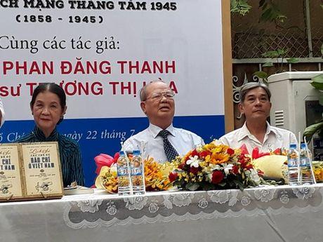 Ra mat: Lich su cac che do bao chi o Viet Nam 1858-1945 - Anh 1