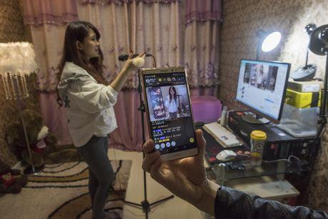 Livestream Trở Thành Nghề Kiếm Bộn Tiền ở Trung Quốc