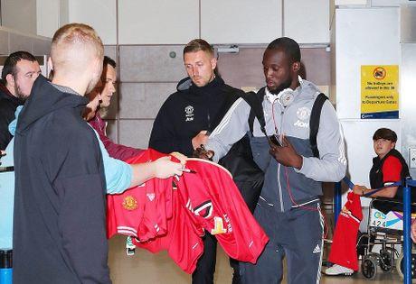 Dan sao Man Utd tro lai Anh, ket thuc Tour du dau He - Anh 6