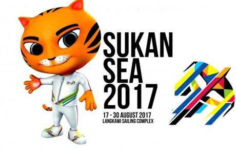 Lich thi dau SEA Games, lich thi dau bong da SEA Games 29 - Anh 1