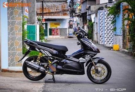Honda Air Blade Thai do cuc 'doc' nho dan choi Viet - Anh 1