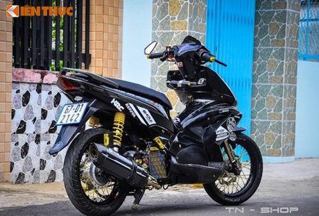 Honda Air Blade Thai do cuc 'doc' nho dan choi Viet - Anh 2