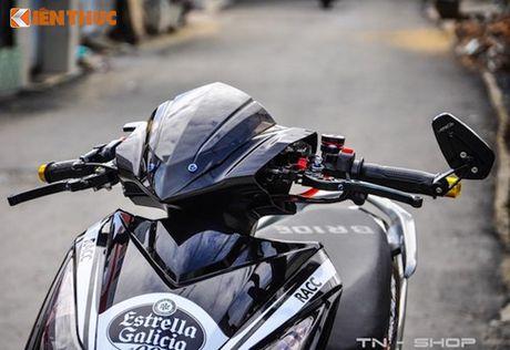 Honda Air Blade Thai do cuc 'doc' nho dan choi Viet - Anh 4