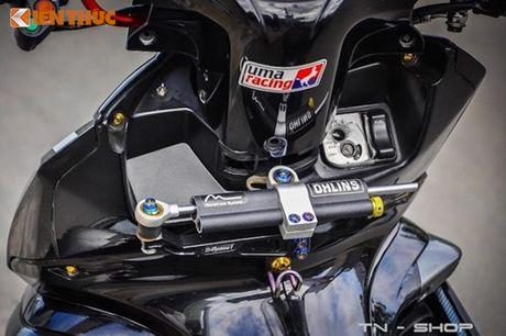 Honda Air Blade Thai do cuc 'doc' nho dan choi Viet - Anh 7
