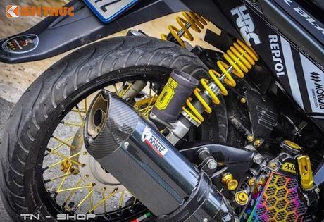 Honda Air Blade Thai do cuc 'doc' nho dan choi Viet - Anh 8