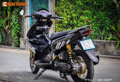 Honda Air Blade Thai do cuc 'doc' nho dan choi Viet - Anh 9