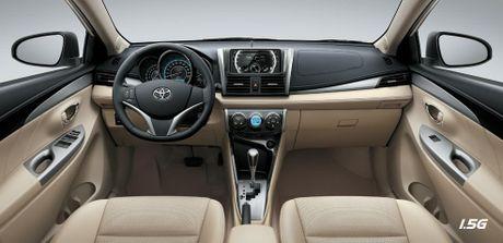 Toyota Vios va Honda City canh tranh khoc liet trong phan khuc B - Anh 3