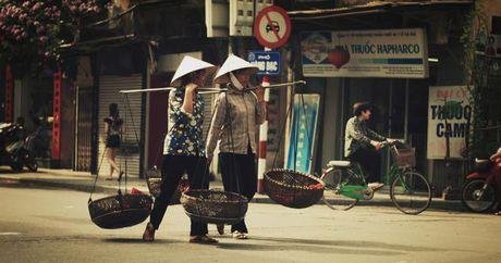 Ganh hang rong - Anh 1