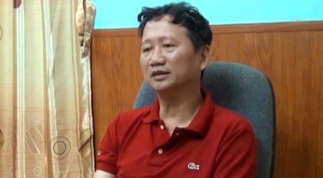 Trinh Xuan Thanh: Toi ve dau thu de doi dien voi su that - Anh 1