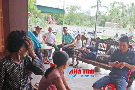 Mot lao dong Ha Tinh duoi nuoc khi tam song tai Nhat Ban - Anh 2