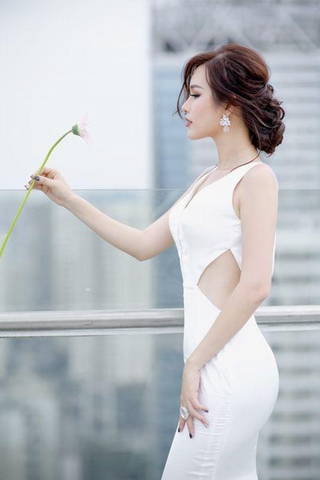 Gai dep Sai Thanh lam the nao de co vong 3 len den 98cm? - Anh 4