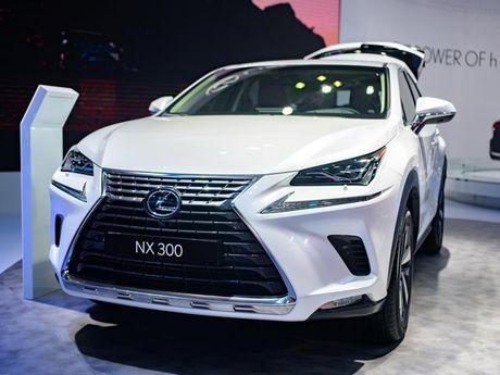 Lexus NX 2018 ra mat thi truong Viet Nam - Anh 1