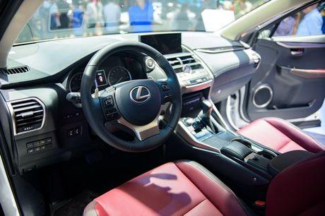 Lexus NX 2018 ra mat thi truong Viet Nam - Anh 2
